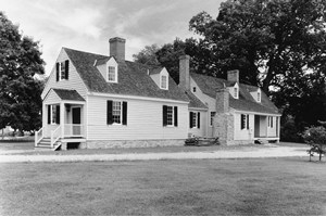 Schwartz Tavern is one of the original buildings in Blackstone. Photo source: http://www.virginia.org/Listings/Museums/SchwartzTavern/