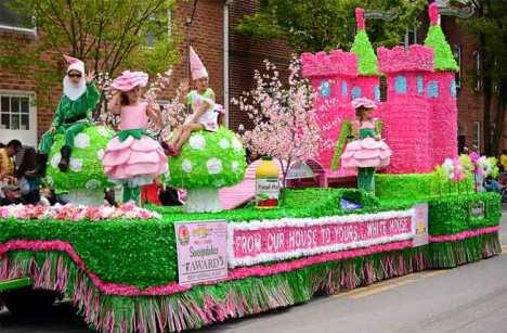 Shenandoah Apple Blossom Festival, Winchester