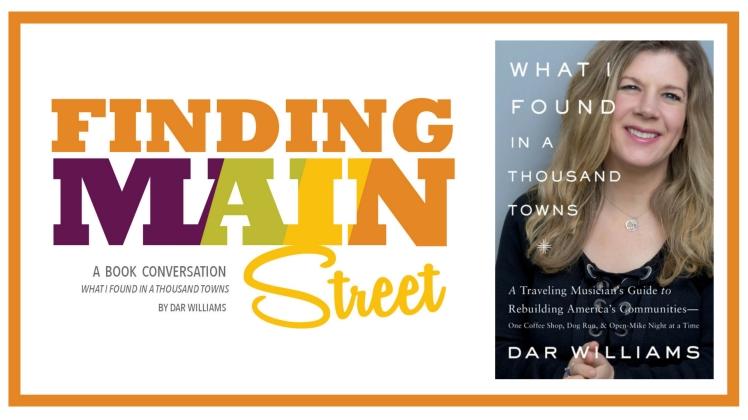 Finding Main Street Facebook Event