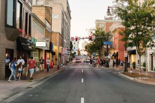 Harrisonburg Downtown 2