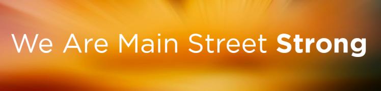 Main Street Strong