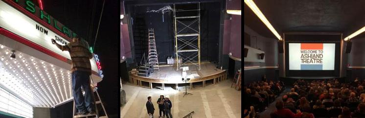 Ashland Theatre Pics